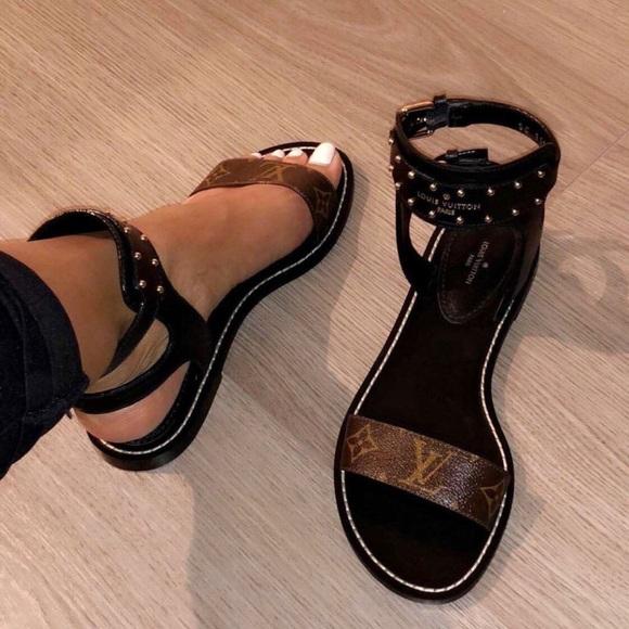 99 Off Louis Vuitton Shoes ‼️ Lv Sandals ‼️